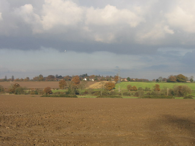 View north from A146