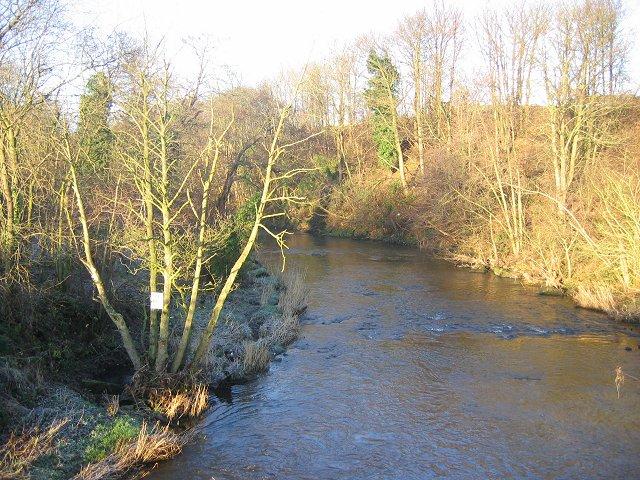 River Avon, Kinneil Mills