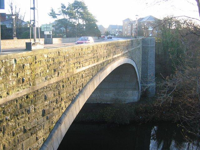 Linlithgow Bridge.