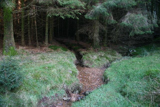Beck Confluence, Lamplugh Fell