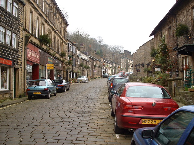 Main St, Haworth