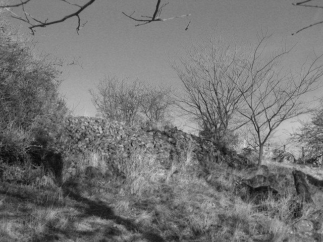 Pile of stones, Manuelhaugh.