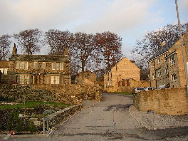 The Harrows, Swine Lane, Morton