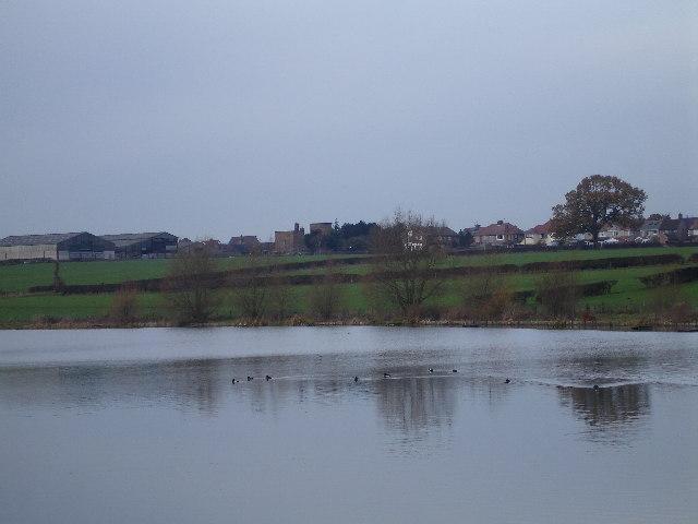 Seeswood Pool, near to Arbury, Nuneaton