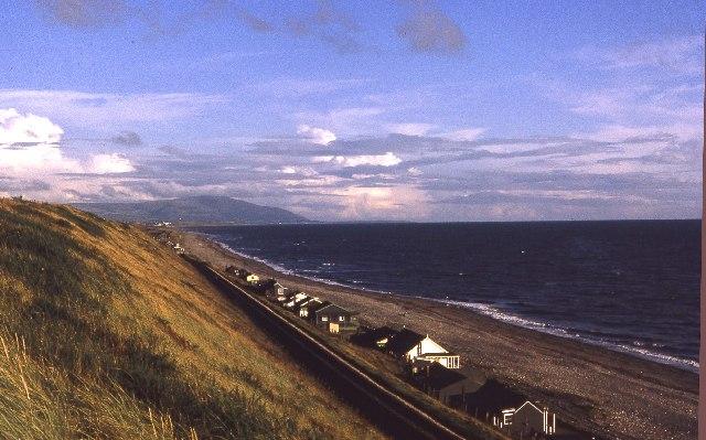 Braystones beach, Cumbria