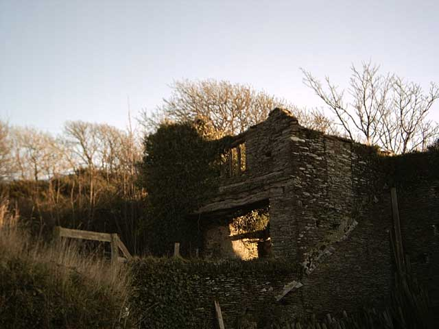 Outbuildings, Damage Barton