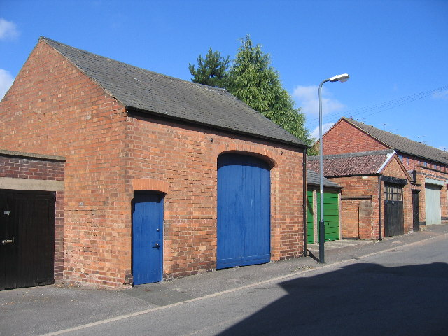 Coach House, Hill Street