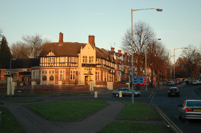 'Behan's Bar', formerly 'The Sherwood', on Highfield Road