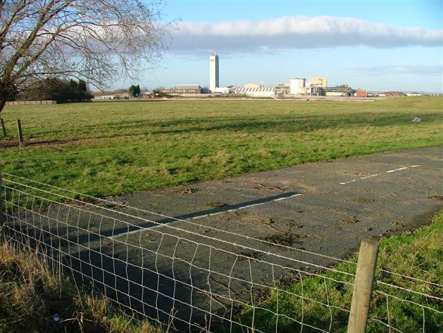 Site of Haverton Hill Village