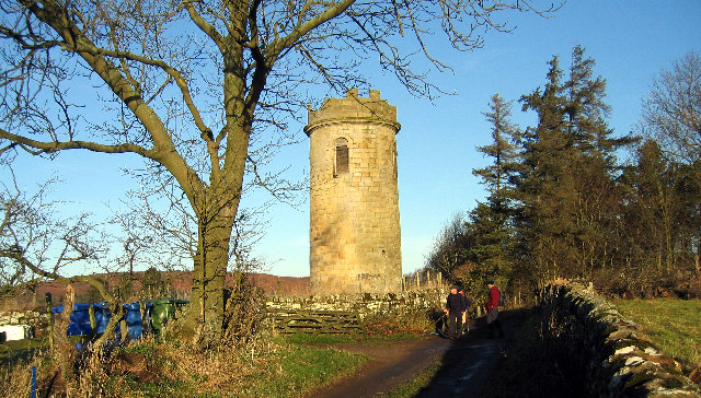 Sharpe's Folly, Whitton