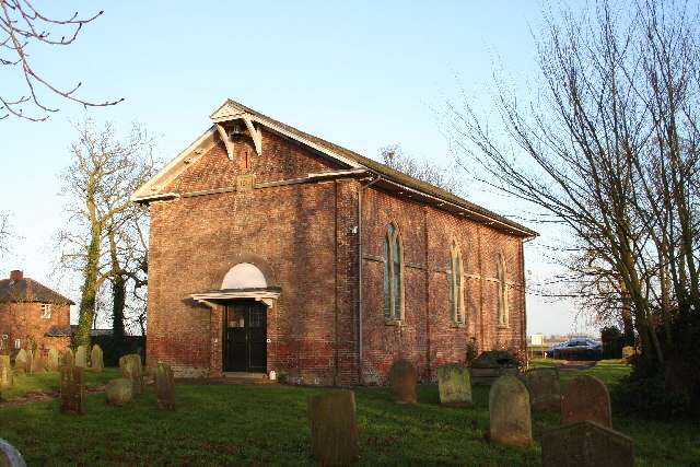 St.Peter's church, Wildmore, Lincs.