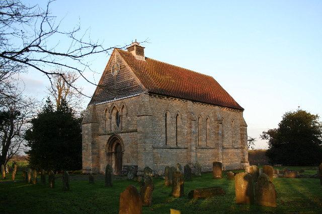 St.Leonard's Chapel, Kirkstead, Lincs.