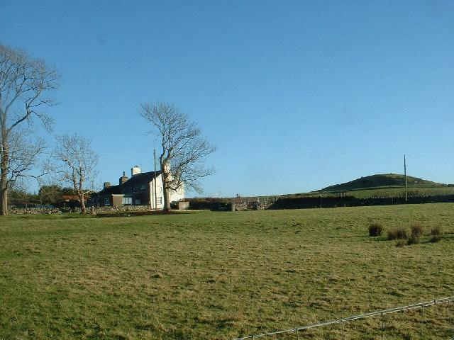 Llwyn-bugelydd Farm
