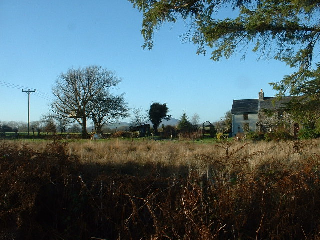 Ynys Ddu Farm