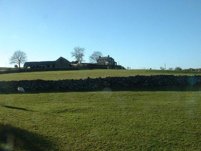 Ymwlch Bach Farm