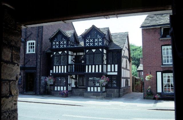 Priest's house, Prestbury.