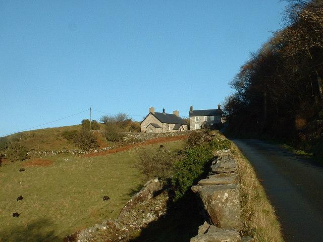 The Old School, Llanfihangel-y-pennant