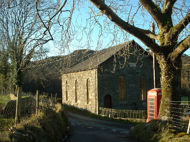 The Pennant Chapel, Cwm Pennant