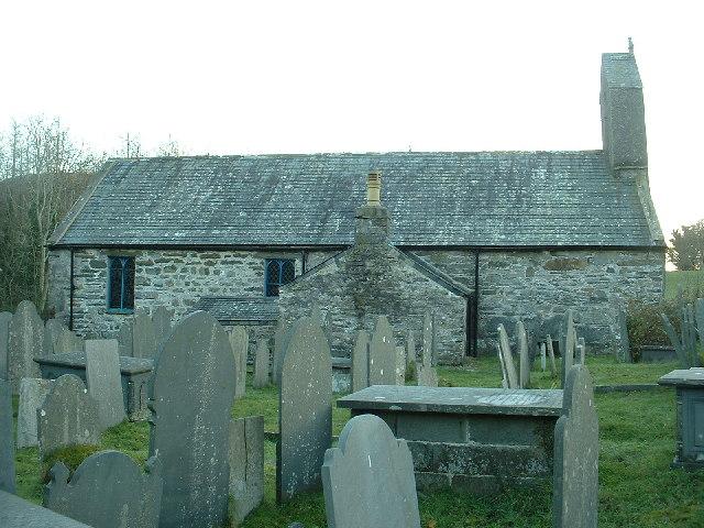 St Beuno's Church, Penmorfa