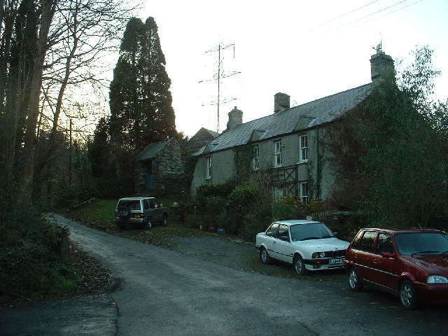 Cottages near Penmorfa