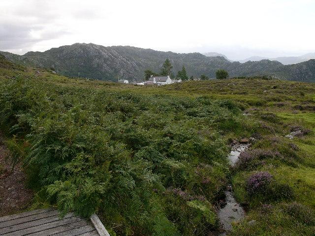 Diabaig to Gairloch Footpath