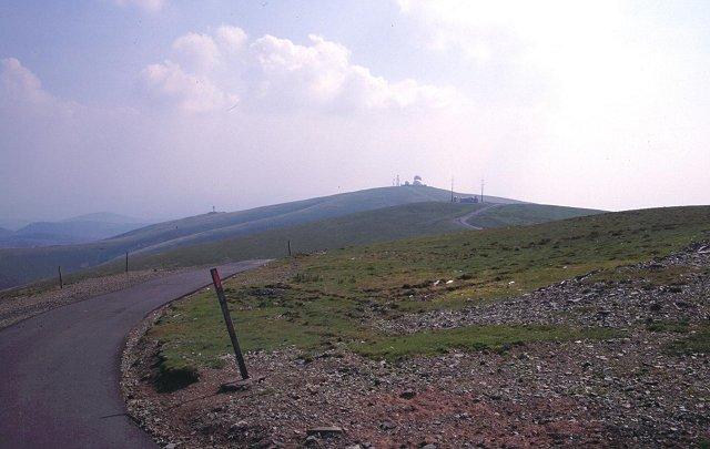 Lowther Ridge.