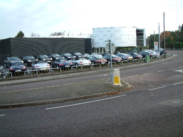 Car Sales, West Parley, Dorset
