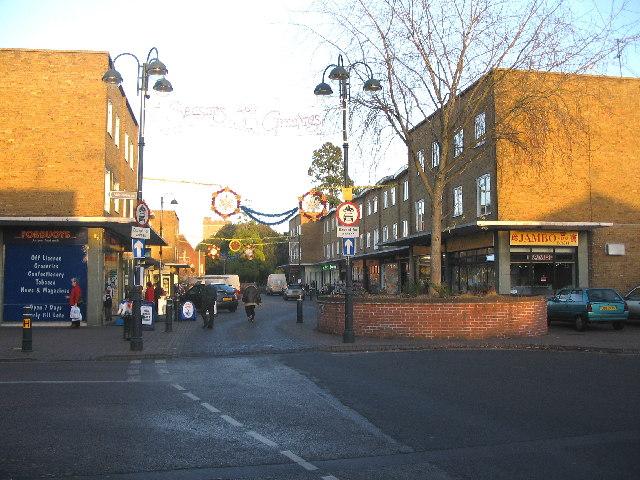 High Street, Westbury