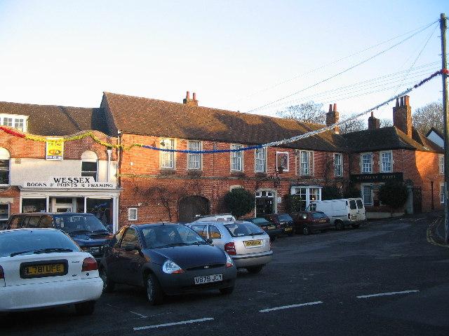Market Place, Westbury
