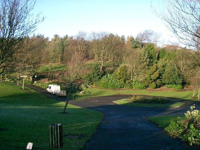 Cowdenbeath Public Park.