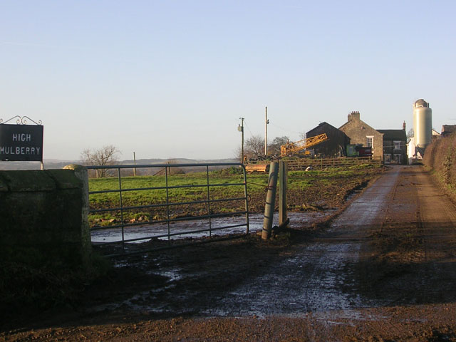 High Mulberry Farm, Hilton, near West Auckland