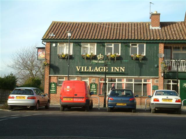 The Village Inn, Berinsfield