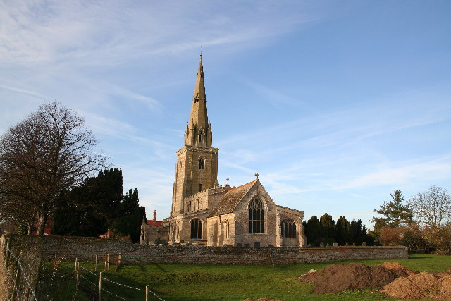 St. Andrew's church, Hacconby, Lincs