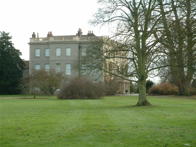 Waterperry House