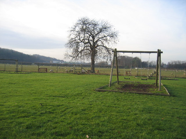 Moreton Morrell Playing Field and Nether Moreton Farm