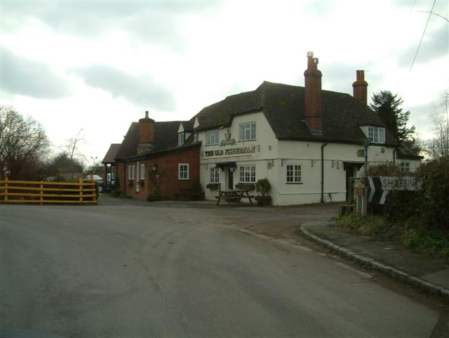 The Old Fisherman, Shabbington