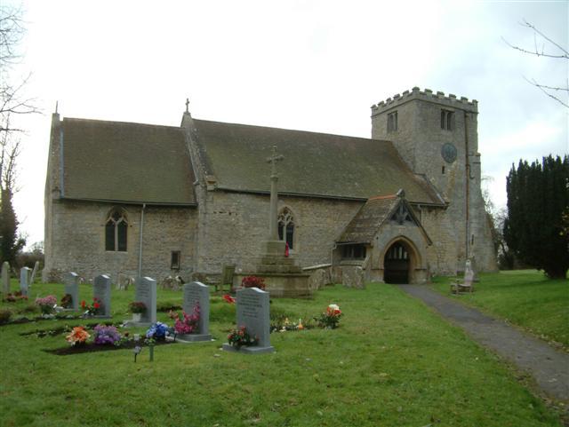 St. Mary Magdalene's Church, Shabbington