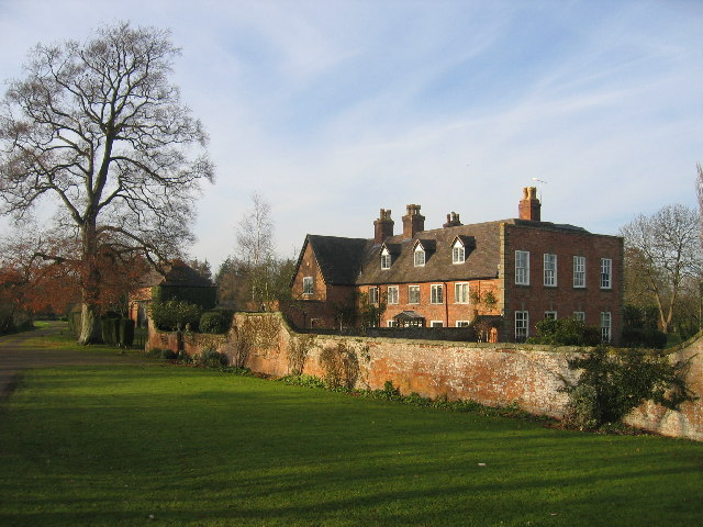 Vicarage at Newbold Pacey
