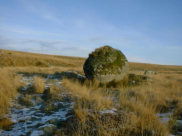 Giant Marble, Hart Tor Brook