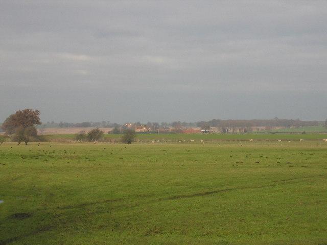 River Avon flood plain