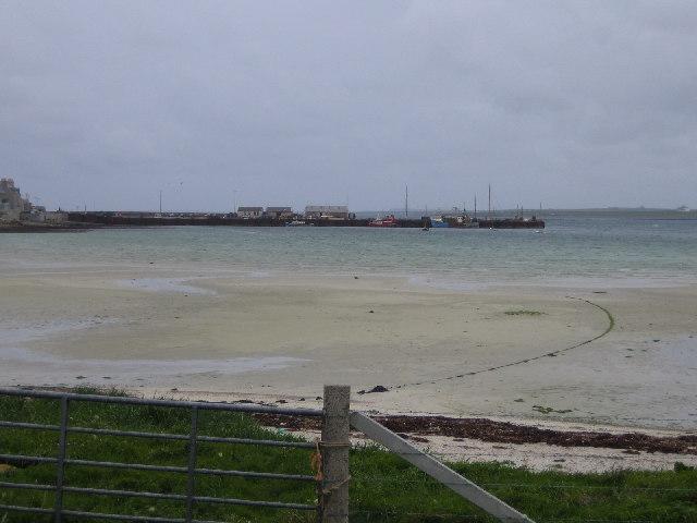 Gill Pier, Bay of Pierowall