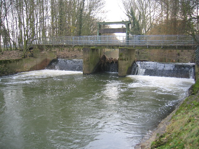 Alveston Sluice