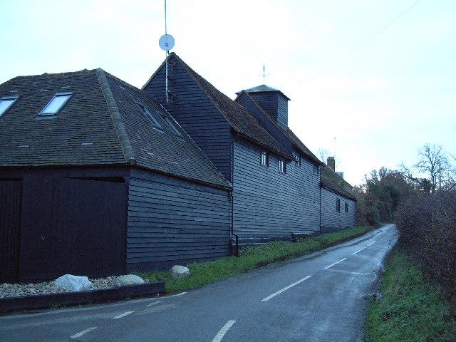 Deeves Hall Barn