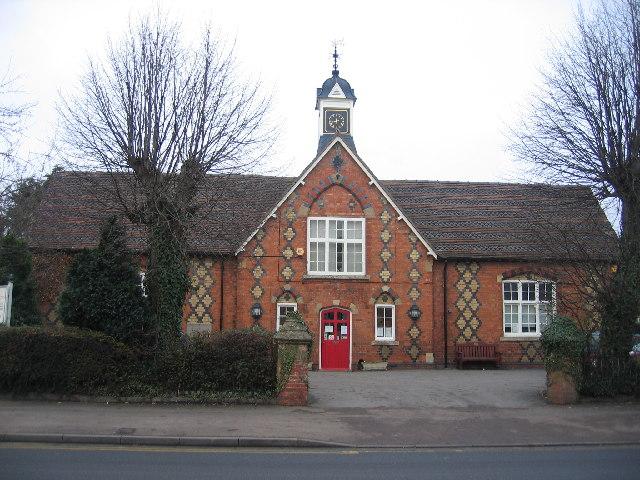 Tiddington School