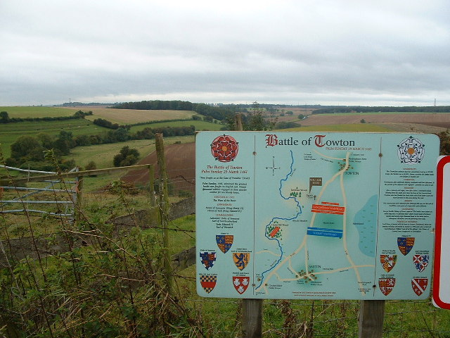 Battle of Towton Site