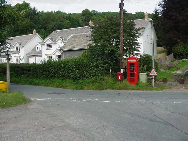 Draethen Village Crossroads