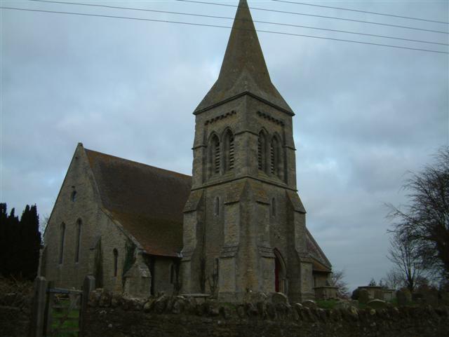 St. Giles Church, Tetsworth