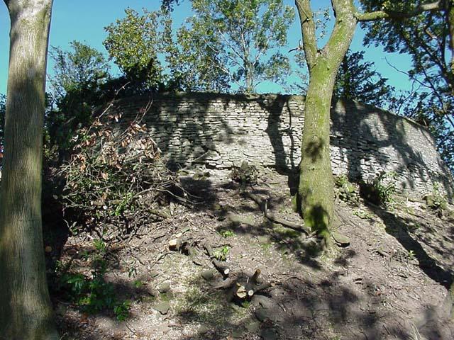 Hill Fort on Craig Ruperra