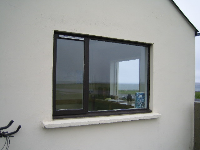 "Control ""Tower"", Westray Airfield"