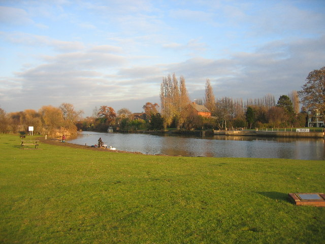 The Old Bathing Place, River Avon